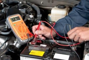 Auto Electrical System Service and Repair in Asheville NC