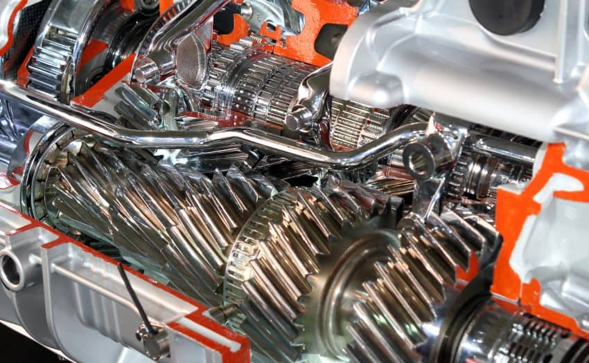 transmission repair service in Asheville