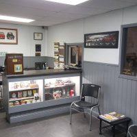 Cox Auto Service Customer Waiting Area